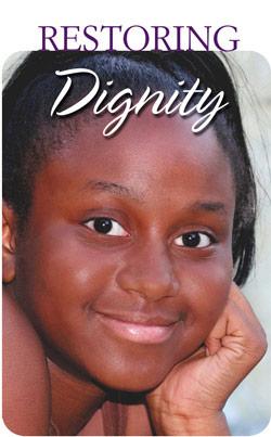 Restoring Dignity